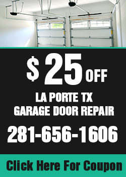 Laporte TX Garage Door Repair Offer