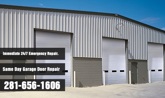 commercial garage door la porte tx